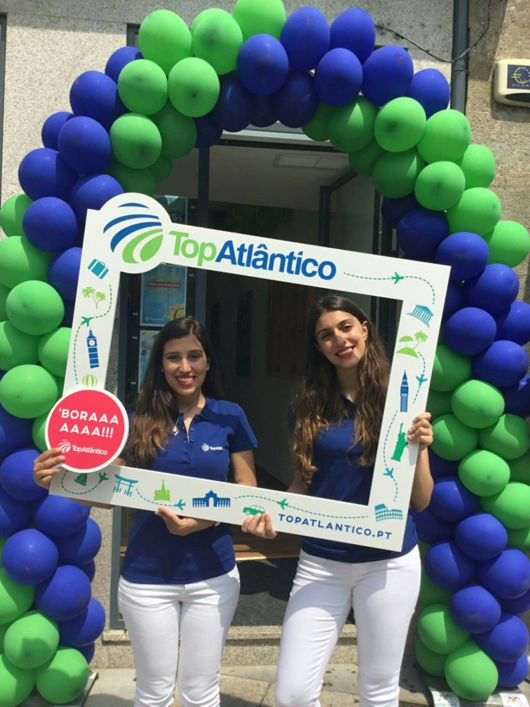 Evento Top Atlântico
